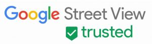 Google Street View Trusted Logo